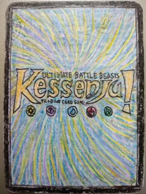 Kessenju - Card Back
