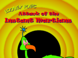 Looney Puffs: Attack of the Instant Martians