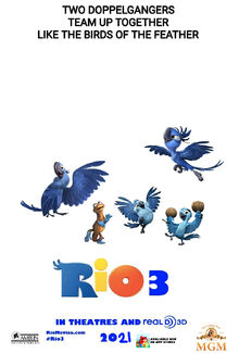 Rio 3- The Copycats Theatrical poster