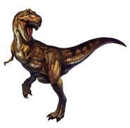 TyrannosaurusDinoCrisis