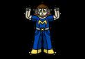 Max Stewart as Monster Kid