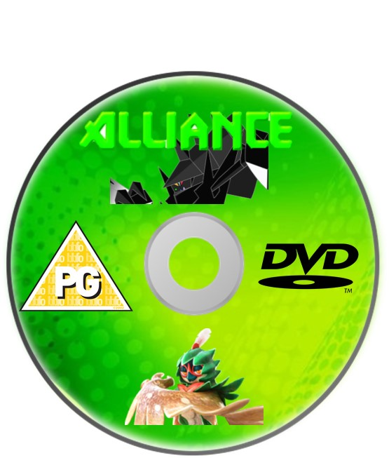 Alliance DVD Disc