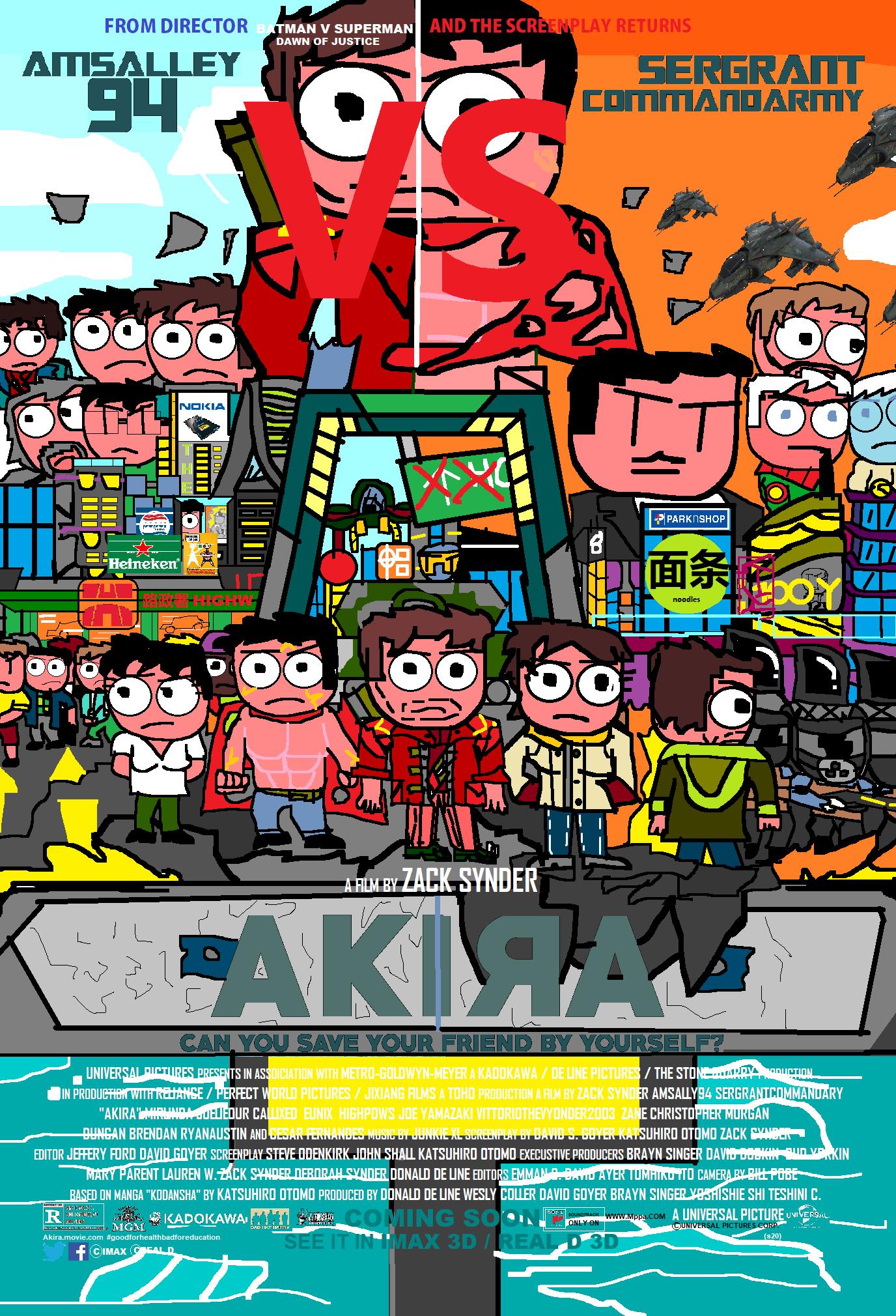 Akira 2020 Film Idea Wiki Fandom
