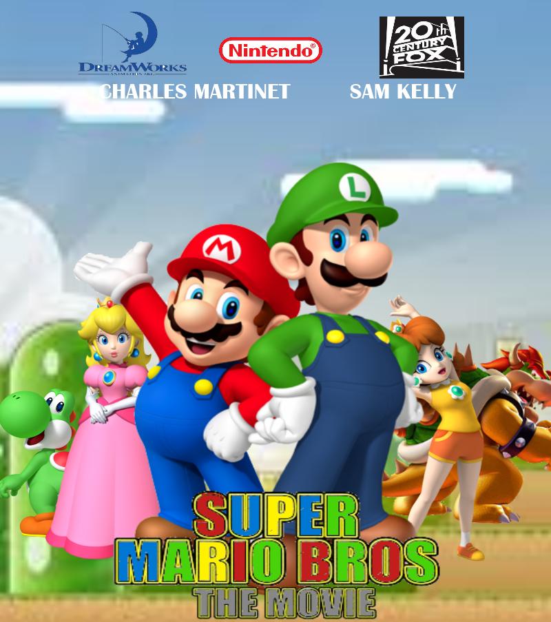 Super Mario Bros. The Movie (2015 Film)