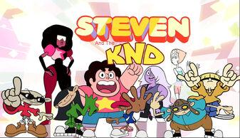 Steven and the Kids Next Door