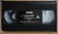 Wallace and Gromit - A Grand Day Out (UK VHS 1993) Cassette with National Captioning (2)