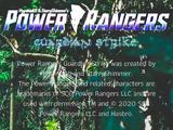 Power Rangers Guardian Strike