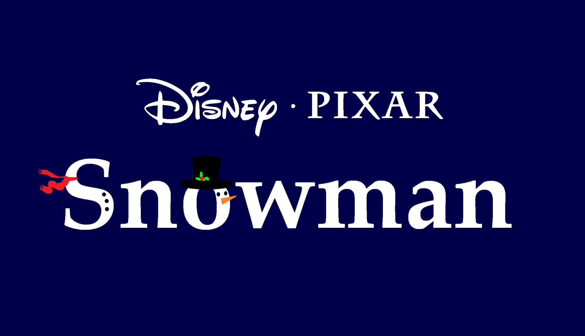 Snowman 2023 Disney Pixar Film Idea Wiki Fandom