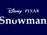 Snowman (2023 Disney/Pixar film)