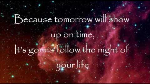 Owl City - Live it up ( Lyrics )-0