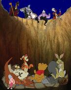 Trapped by disney villains by brerdaniel-d42ho7o