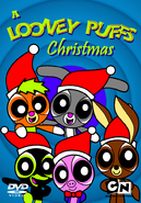 A Looney Puffs Christmas DVD cover