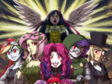 The Mane Six (The Death, Regeneration and Return of Lorcan Darcy)