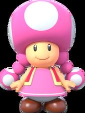 Toadette - Mario Kart 9