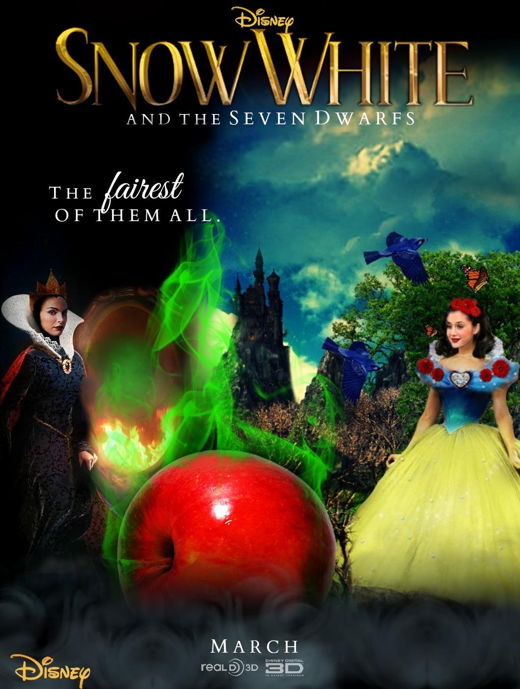Snow White and the Seven Dwarfs (2023 film) | Idea Wiki