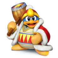 King Dedede Smash