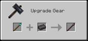 Spear Upgrading