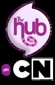 The Hub on Cartoon Network (2020) Logo