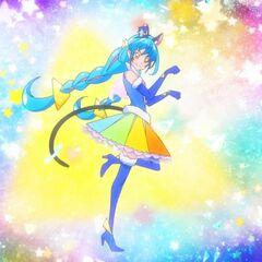 Glitter Cosmic