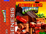 Donkey Kong Country (Sega Genesis Port)