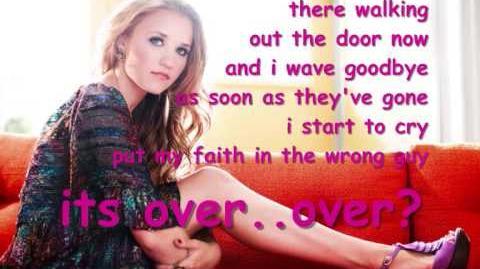 Average Girl - Emily Osment (Lyrics on screen + download link)
