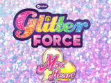 Glitter Force Max Heart