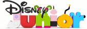 Disney Junior logo (Rob the Robot)