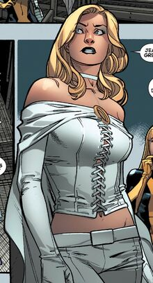 Emma frost from all new xmen vol 1 4