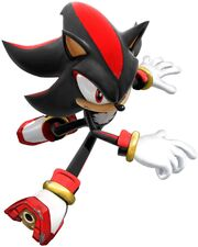 Sonic rivals Shaodw2
