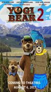 Yogi Bear 2 2017 new poster -version 4-