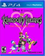 Kingdom Hearts- The Dreams of Love (Playstation 4)
