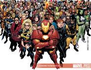 Marvel comics wallpaper 2