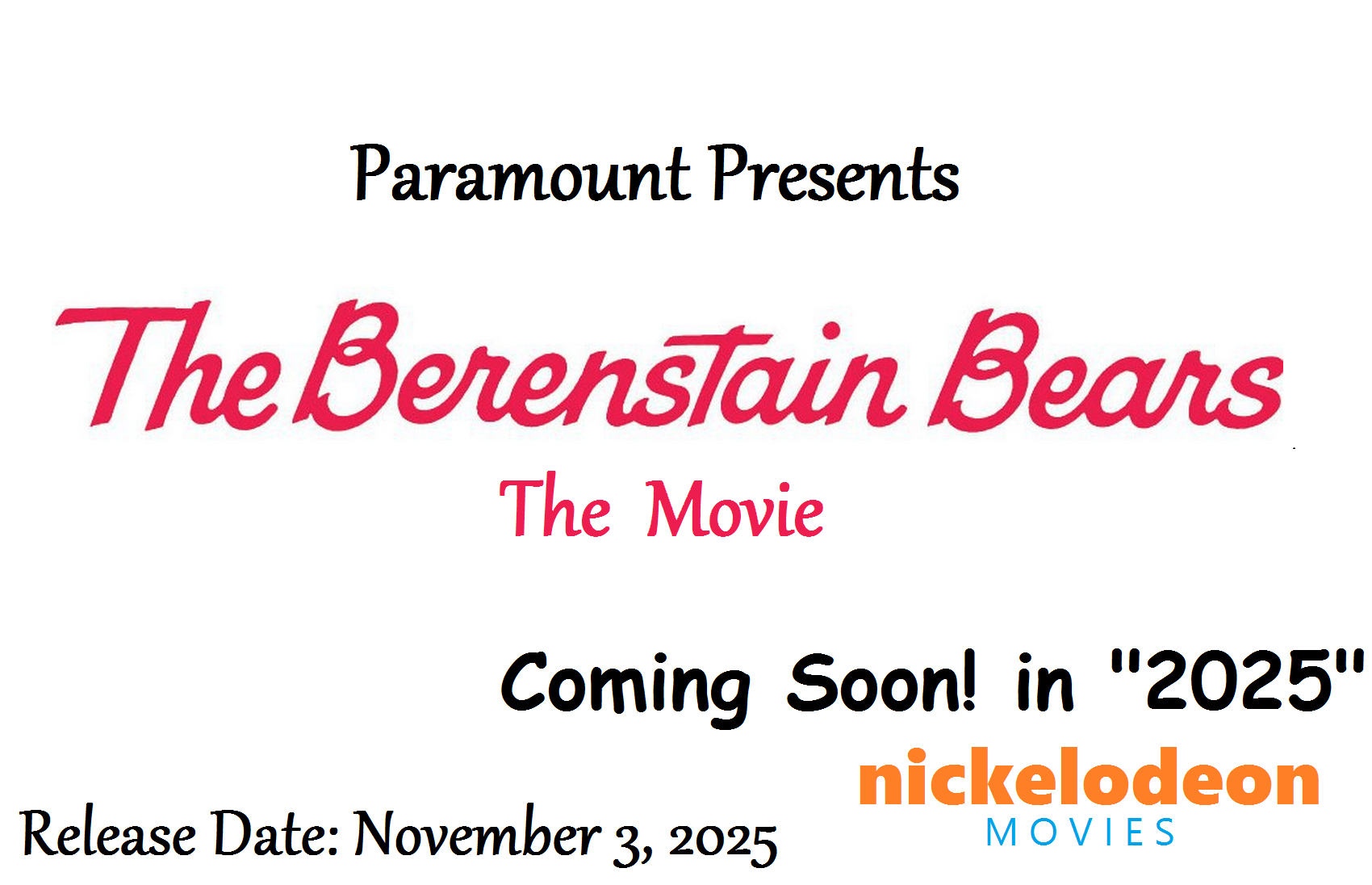 The Berenstain Bears: The Movie (2025 Film) | Idea Wiki