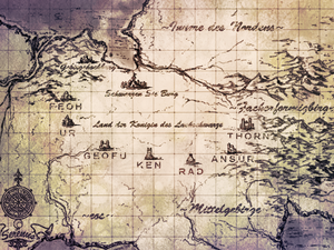 Map of Eostia