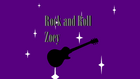 Rock and Roll Zoey title card