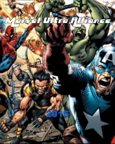 Marvel Ultra Alliance