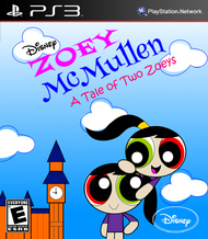 A Tale of Two Zoeys PS3 cover