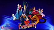 Fantasmic! (Shanghai Disneyland)