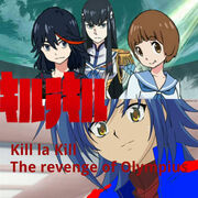 Kill la kill the revenge of olympius poster 1 by ltdtaylor1970 d7q1npq-pre