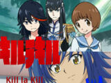 Kill la Kill: The Revenge of Olympius (English Dub)