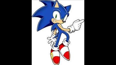 Sonic Party The Top 100 - Sonic The Hedgehog Voice
