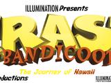 Crash Bandicoot: The Journey of Hawaii