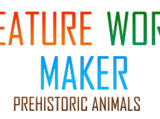Creature World Maker Expansion Pack: Prehistoric Animals