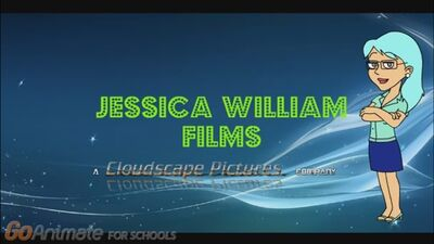 Jessica William Films logo