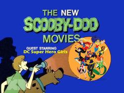TNSDM Scooby-Doo Meets DC Super Hero Girls