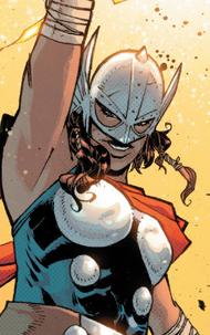 Thor Danielle Cage