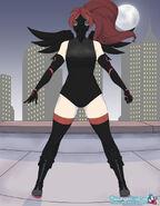 Black Owl Concept