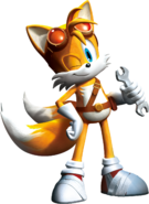SonicBoom tails