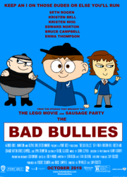 The Bad Bullies 2019 Movie Poster