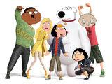 Family Guy (Big Hero 6 Parody)